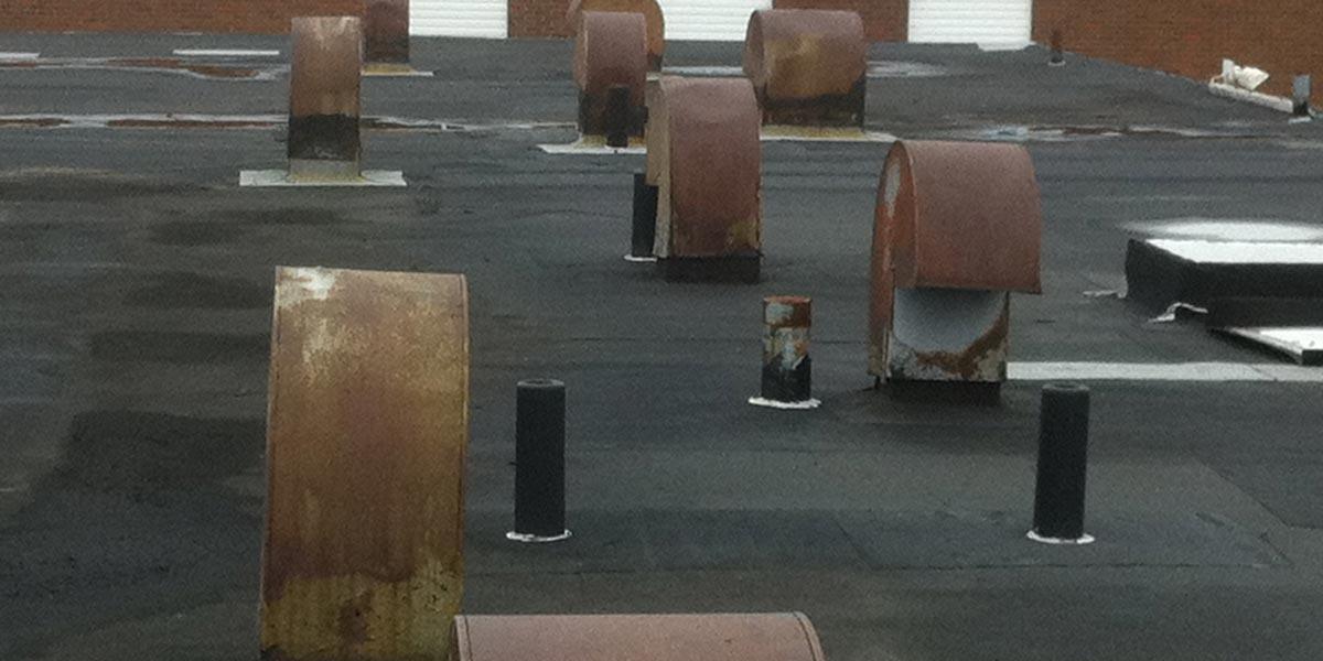 Inspection de toiture - accessoires de toiture