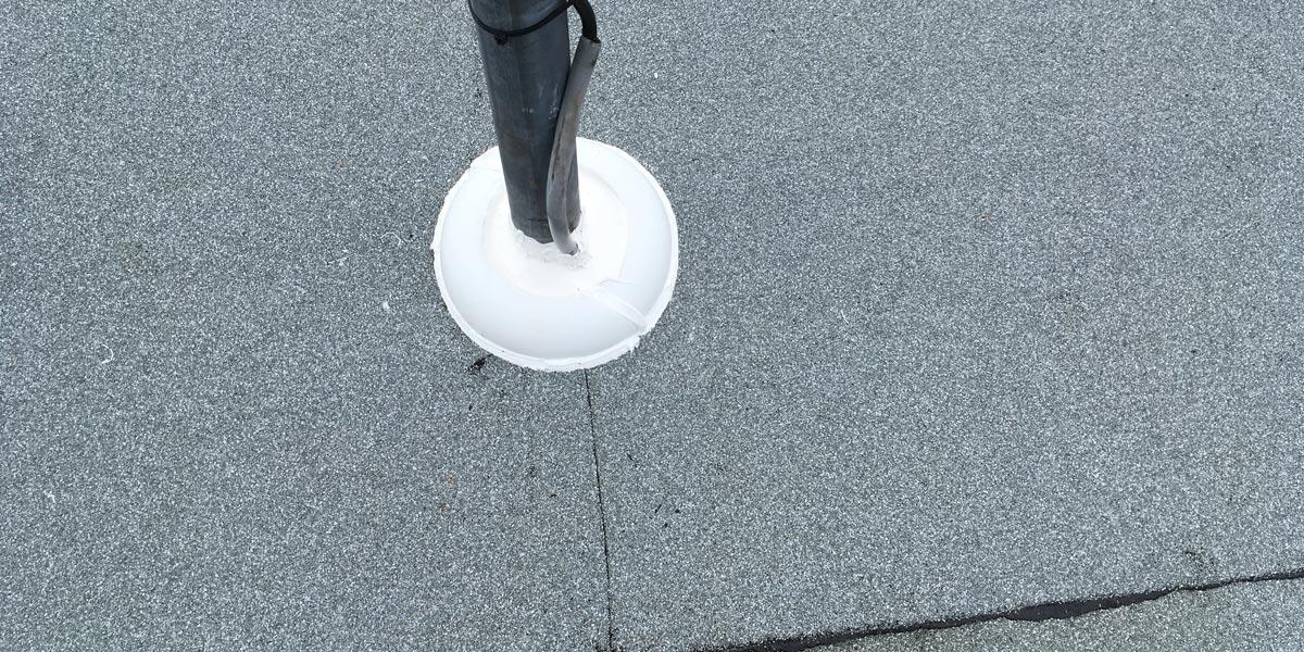 Inspection de toiture - inspection de boite à mastique
